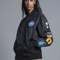 Nasty Bomber Jacket