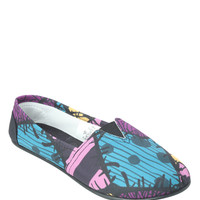 The Nightmare Before Christmas Sally Slip-On Shoes
