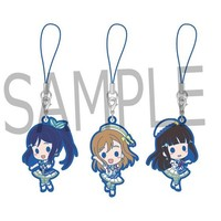 Love Live! Sunshine!! Aqours First LoveLive! -Step! ZERO to ONE- Rubber Mascot \