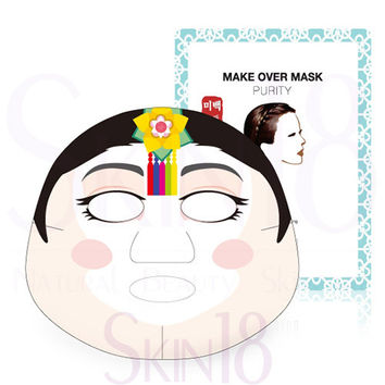 BRTC Make Over Mask Purity (Sparkling charm Firming Mask)