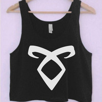 The Mortal Instruments Crop-Top