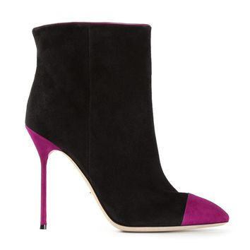 Sergio Rossi 'Lady Jane' ankle boots