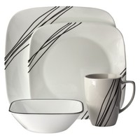 Corelle 16 Piece Dinnerware Set - Sketch
