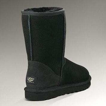 UGG Fashion Wool Snow Boots Shoes-2