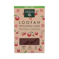 Earth Therapeutics Loofah Exfoliating Bar Soap Peaches and Passion - 4.2 oz