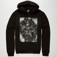 Lrg Striker Mens Hoodie Black  In Sizes