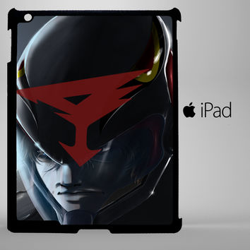 gatcha man super hero manga iPad 2, iPad 3, iPad 4, iPad Mini and iPad Air Cases - iPad