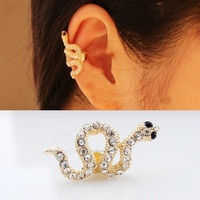 NT0136 Serpentine ear clip
