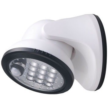 LIGHT IT! 20034-108 12-LED Wireless Porch Light (White)