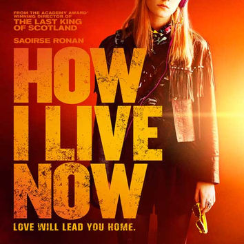 How I Live Now (Canadian) 11x17 Movie Poster (2013)