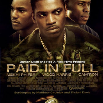 Paid in Full 11x17 Movie Poster (2002)