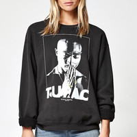 BRAVADO Tupac Crew Neck Sweatshirt at PacSun.com