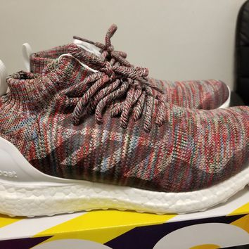 ADIDAS ULTRA BOOST MID KITH ASPEN SIZE 8 VNDS 100% AUTHENTIC