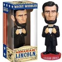 Abe Lincoln Wacky Wobbler (Styles May Vary)