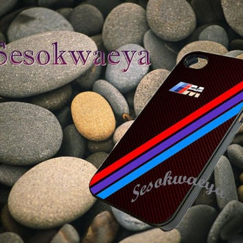 New Bmw M Carbon Cover iPhone 5/5S/5C/4/4S, Samsung Galaxy S3/S4, iPod Touch 4/5, htc One X/x+/S Case