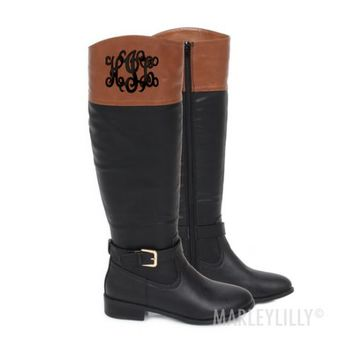 Best Monogrammed Riding Boots Products on Wanelo