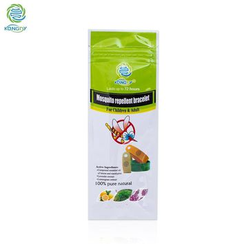 KONGDY Anti Mosquito Patch 5 Pieces Mosquito Killer Repellent Bracelet Natural Mosquito Killer Hand Strap