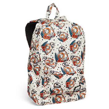 Star Wars BB-8 Tattoo Flash Backpack