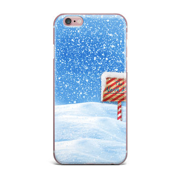 "Snap Studio ""North Pole"" Snow iPhone Case"