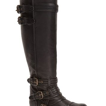 Women's UGG Australia 'Beta' Moto Tall Boot,