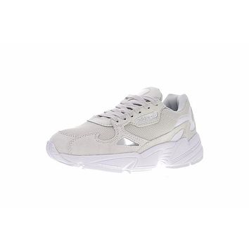 Adidas Originals Falcon W Retro Running Shoes Sneaker ¡°Beige¡± BB9175