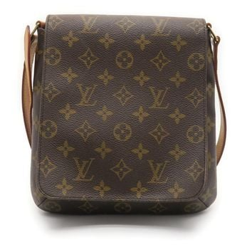 Louis Vuitton Monogram Musette Salsa Shoulder Bag Brown M51258 1759