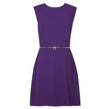 Sandro Ravissante Fit & Flare Dress at Sandro US