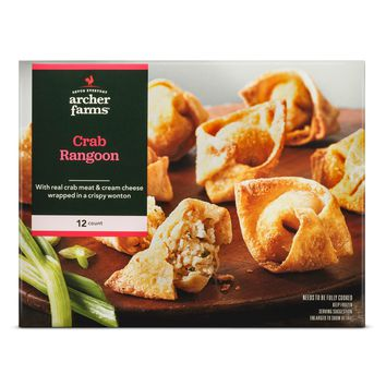 Crab Rangoon 7oz - Archer Farms™