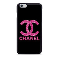 chanel glitter logo fashion Iphone 6 Cases