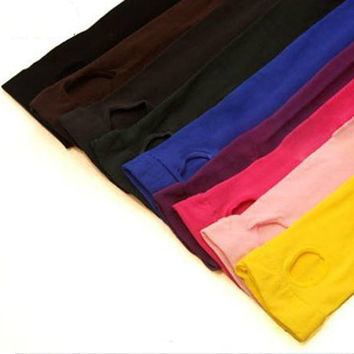 Girls Velvet Candy Color Pantyhose Cute Stirrup Kids Baby Tights High Quality Underpants Children Ballet Tights 12Colors wdw042