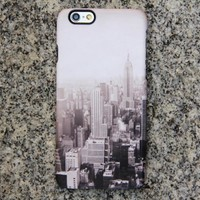 New York City iPhone 6s Case | iPhone 6 plus Case | iPhone 5 Case | Galaxy Case 3D 044