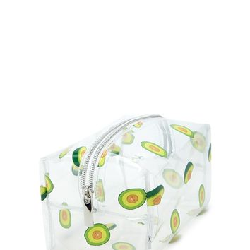 Avocado Makeup Bag