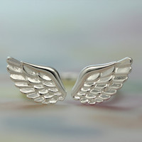Angel Wings ring/
