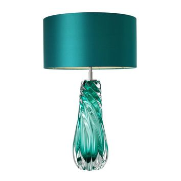 Turquoise Table Lamp | Eichholtz Barron