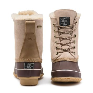 Eastport Shearling Duck Boot - Outward Bound for Her - The Holiday Gift Shop - Explore - G.H. Bass & Co. - G.H. Bass & Co.