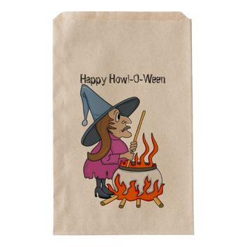 Witch Favor Bag