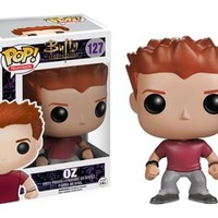 POP Television (VINYL): Buffy The Vampire Slayer - Oz - Buffy The Vampire Slayer Funko Figures
