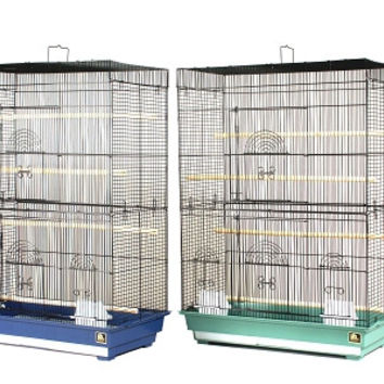 Prevue Pet Products Flight Cage Assorted 26X14X36 2 PK