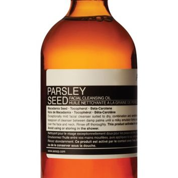 Aesop Parsley Seed Facial Cleansing Oil | Nordstrom