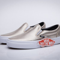 Trendsetter VANS Slip-On Old Skool Flats Shoes Sneakers Sport Shoes
