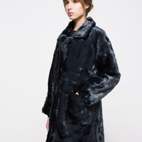 Ganni / Liberty St. Fur Coat