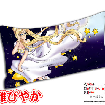 New Sailor Moon Anime Dakimakura Japanese Pillow Cover Custom Designer SerenaElric ADC362