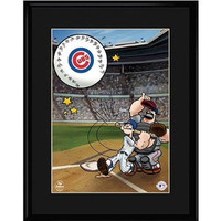 Chicago Cubs MLB Homerun Popeye Collectible