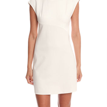 3.1 Phillip Lim Sculpted Cap Sleeve Dress