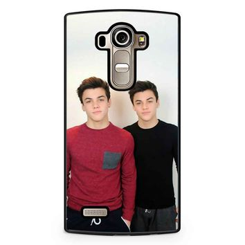 Grayson And Ethan Dolan Twins 2 LG G4 Case