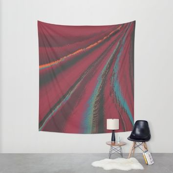 Cozy Sweater - glitch- Wall Tapestry by DuckyB