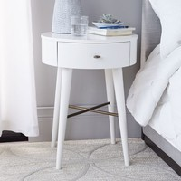 Penelope Nightstand – White