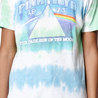 Liquid Blue Pink Floyd Tie-Dye T-Shirt at PacSun.com