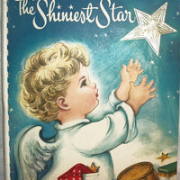 The Shiniest Star Childrens Christmas Book by Beth Vardon, Illustrated by Charlot Byi from TKSPRINGTHINGS Christmas Home Decor Collection