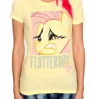 My Little Pony Fluttershy Girls T-Shirt Plus Size
